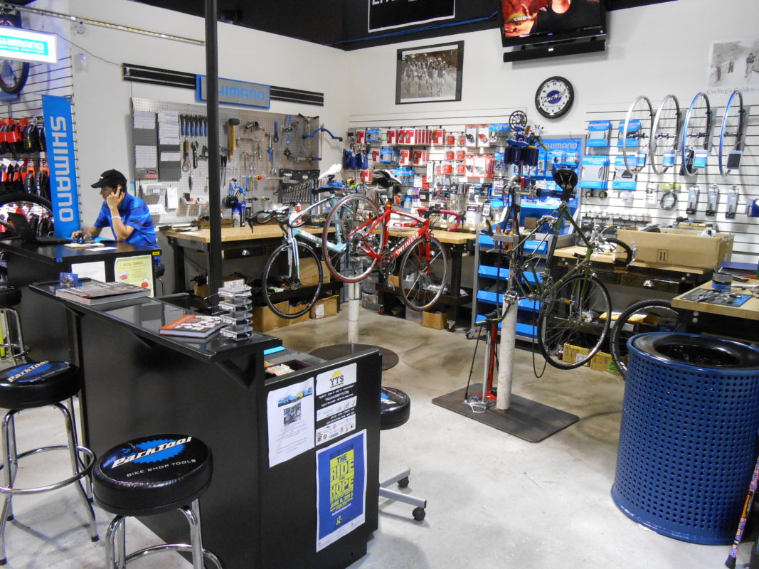Bicycle Repair Services - Higher Ground Bicycle Co