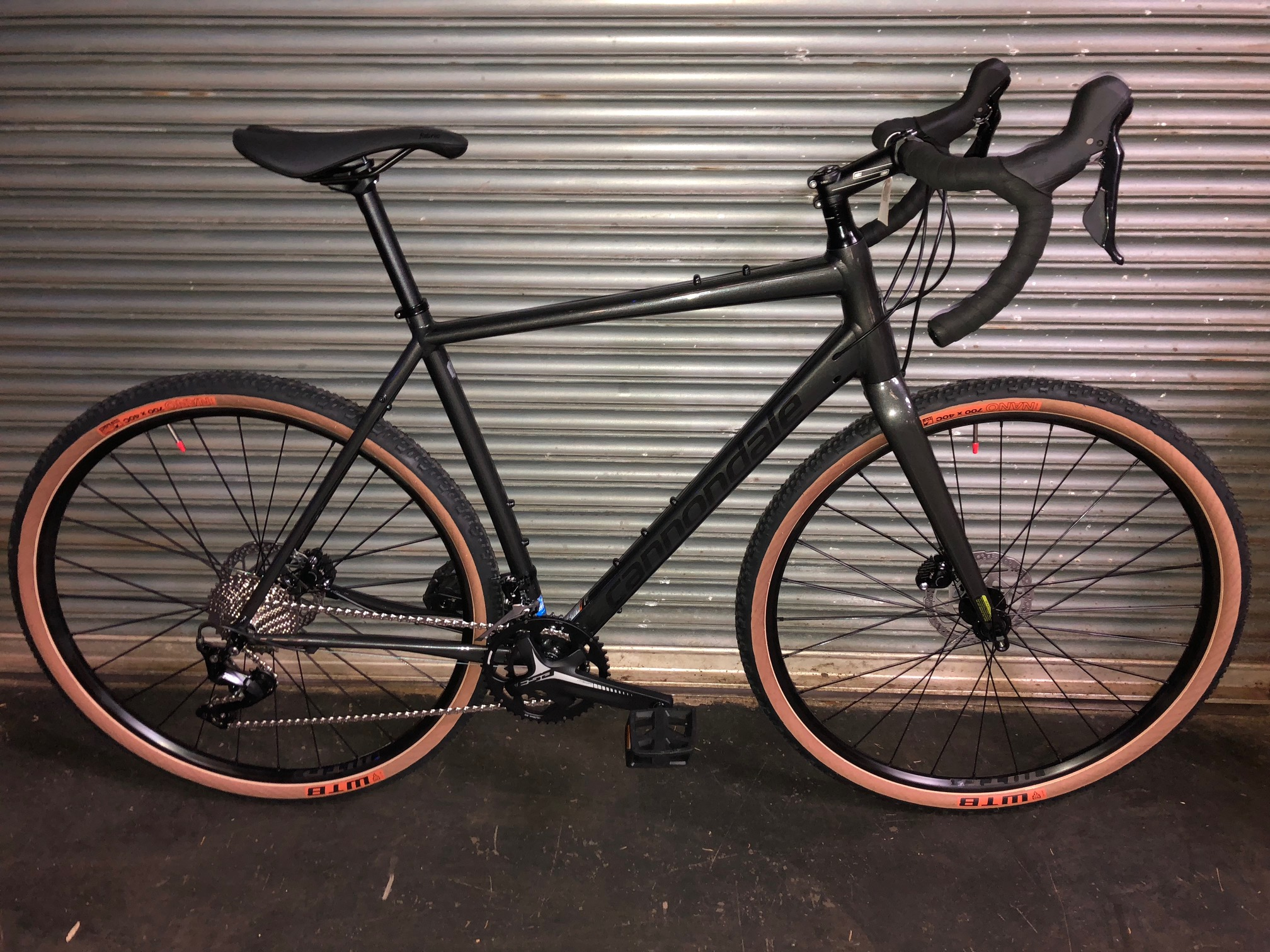 82155683699 Cannondale Topstone Disc SE 105 - Higher Ground Bicycle Co.